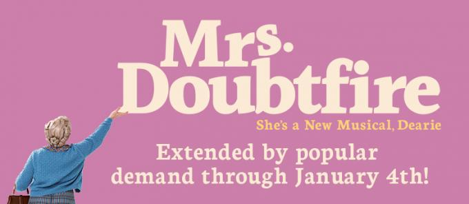 Mrs. Doubtfire - The Musical - Preview Performance at Stephen Sondheim Theater