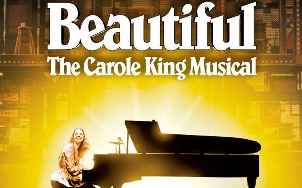 Beautiful: The Carole King Musical at Stephen Sondheim Theater