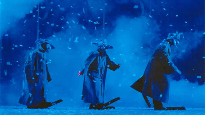 Slava's Snowshow at Stephen Sondheim Theater